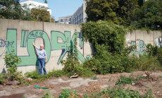Обнаружена скрытая ранее часть Берлинской стены