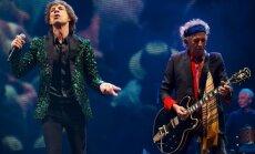 'The Rolling Stones' dosies jaunā koncertturnejā