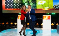 Video: Ansis Pūpols pārsteidz ar jestru danci