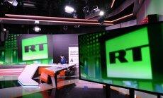 Krievijas propagandas kanālam RT liedz piekļuvi virknei ASV augstāko iestāžu