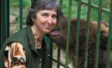 Velga Vītola darbu ar Līgatnes dabas taku dzīvniekiem varētu atsākt februārī