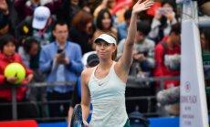 Шарапова одержала первую победу в 2018 году