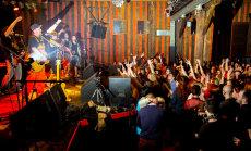 'Oranžās brīvdienas' prezentēs koncertfilmu 'Pa kājām'