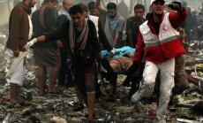 В результате авианалета в Йемене погибли более 140 человек