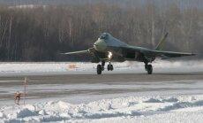 Latvijas robežu tuvumā atkal 'viesojas' Krievijas bruņoto spēku lidaparāts