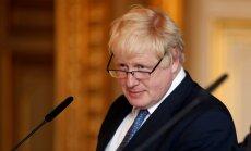 Борис Джонсон отменил визит в Москву