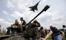 Krievijas agresijas dēļ Ukraina zaudējusi pusi savas kara aviācijas