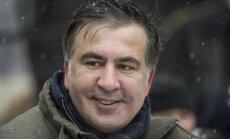 Saakašvili ir aizturēts, apgalvo Ukrainas ģenerālprokurors