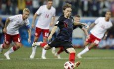 Хорватия по пенальти прошла Данию и стала соперником России в четвертьфинале