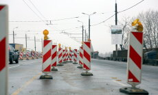 Rīgā sāks remontēt Brīvības ielu; jārēķinās ar sastrēgumiem