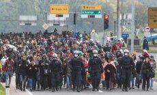 Австрия вводит лимит на прием мигрантов
