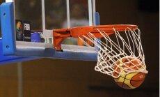 Latvijas U-16 basketbolisti pārbaudes spēlē uzveic Somiju