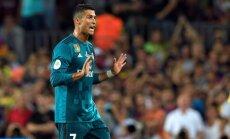 Par FIFA labākā spēlētāja balvu cīnīsies Ronaldu, Mesi un Neimars