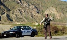 ASV atrod mirstīgās atliekas būdā, kur slēpās ekspolicists slepkava