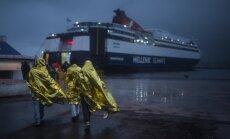 В Швеции придумали поселить беженцев на круизном лайнере