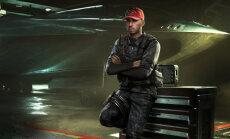 Lūiss Hamiltons būs viens no tēliem šaušanas videospēlē 'Call of Duty'