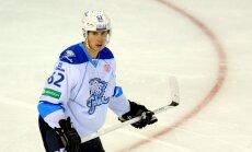 Bārtuļa pārstāvētā 'Baris' KHL izslēgšanas spēļu sērijā izvirzās vadībā pret 'Avangard'