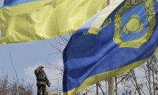 Situācijai Ukrainā pārāk lielu optimismu neraisa, uzsver Rinkēvičs