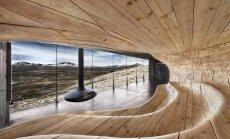 'Islandes nedēļas nogali' Liepājā papildinās Ziemeļvalstu arhitektūrai veltīta izstāde