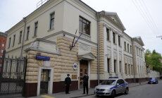 Notu Krievijai par Maskavā notikušo uzbrukumu Latvijas vēstniecībai iesniegs šodien