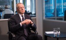 Интервью на Delfi TV: Илмар Римшевич ответил на вопросы Яниса Домбурса
