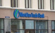 FKTK 'Meridian Trade Bank' piemēro gandrīz pusmiljona eiro sodu