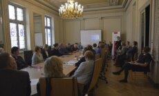 NKP vienbalsīgi atbalstījusi Nacionālās koncertzāles projekta nepieciešamību