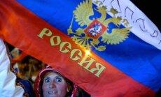 Krievijā pirmajā lasījumā pieņemts likumprojekts par 'nevēlamajām' ārvalstu organizācijām