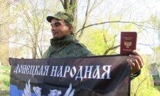 Beness Aijo kļuvis par DTR pilsoni; kaujinieku pase palīdzēšot atjaunot PSRS