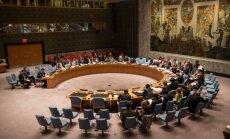 ANO Drošības padome izsaka Ziemeļkorejai stingru nosodījumu