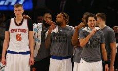 Porziņģa un Bertāna iebalsošana NBA Zvaigžņu spēlē būs atkarīga arī no basketbolistiem un medijiem