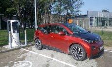Trīs dienas Latvijā norisināsies elektromobiļu maratons
