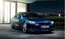 'Alpina B4 BiTurbo' uz 'BMW' 4. sērijas bāzes