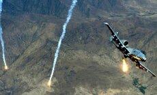 ASV vadītā koalīcija nogalinājusi vienu no 'Daesh' līderiem Sīrijā