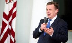 Kučinskis: Latvijā nodokļu likmes nav plānots mainīt