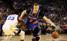 Porziņģis piedalīsies NBA Zvaigžņu spēles meistarību konkursā