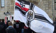 Ультраправый митинг в день рождения Гитлера закончился беспорядками