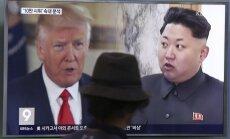 Трамп прокомментировал возможность удара по Северной Корее в свете нового взрыва