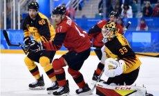 Phjončhanas olimpiskās spēles: hokeja turnīra otrais pusfināls. Teksta tiešraide
