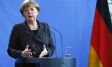 Klintone un Tramps kā savu favorītu starp ārvalstu līderiem nosauc Merkeli