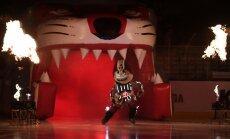 Rīgas 'Dinamo' hokejisti veiksmīgo novembri turpina ar spēli mājās pret Minskas 'Dinamo'