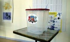 Sākas kandidātu sarakstu iesniegšana Saeimas vēlēšanām