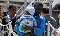 Izvarošana, sišana, negadījumi – bēgļu bērnu ceļš uz Zviedriju