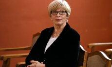 Pētersone Saeimas ģenerālsekretāres amatu atstās martā