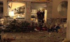 Spānijā gāzes balona sprādzienā restorānā 90 ievainotie
