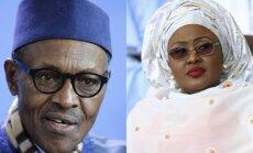 Президент Нигерии: место моей жены— на кухне