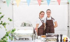 Vai kulinārijas spēks slēpjas sievietēs? Ina Poliščenko par pavāra profesiju