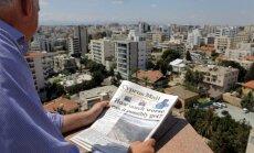 Kipras turku līderis atklāj nosacījumus atkalapvienošanās sarunu atsākšanai
