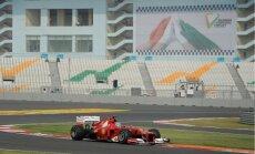 Indijas 'Grand Prix' izslēgts no 2014.gada F-1 kalendāra