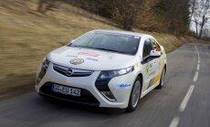 'Opel' atteikšoties no 'Eiropas Gada auto 2012' uzvarētāja ražošanas
